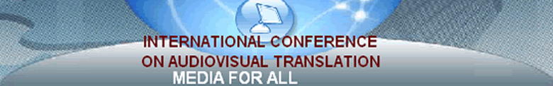 "International Conference ""Media for All"""